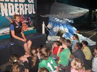 Year 2 Underwater World sleepover